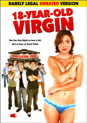 18 Year old Virgin (Unrated) - DvdRip
