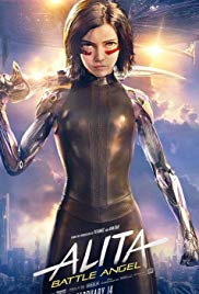 Alita - Battle Angel - Hindi - SCam