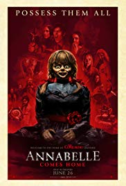 Annabelle Comes Home - Hindi - BRRip