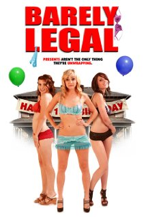 Barely Legal - Unrated - DvdRip