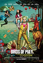 Birds of Prey - Hindi - SCam