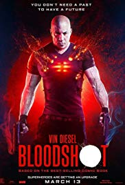 Bloodshot - Hindi - BRRip