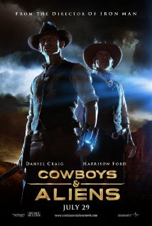 Cowboys And Aliens - DvdRip