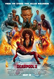 Deadpool 2 - Hindi - BRRip