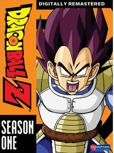 Dragon Ball Z - Season 01 - Episode 06 TO Episode 10