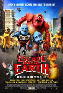 Escape From Planet Earth - BRRip
