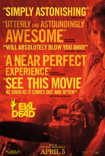 Evil Dead 2013 - Hindi - BRRip