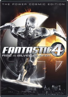 Fantastic Four - Rise Of The Silver Surfer - DvdRip