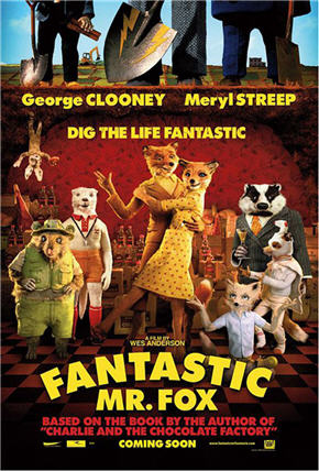 Fantastic Mr Fox - DvdRip