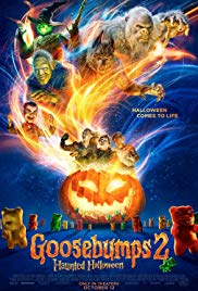 Goosebumps 2 - Haunted Halloween - Hindi - TSRip