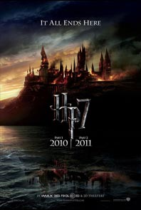 Harry Potter And The Deathly Hallows 01 - Hindi -  DvdRip