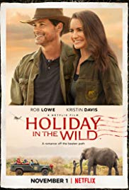 Holiday In The Wild - Hindi - BRRip