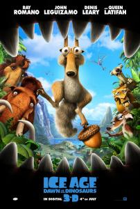Ice Age 3 - Dawn Of The Dinosaurs  (Hindi) -  DvdRip