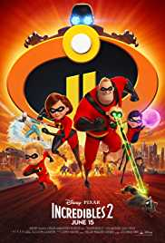 Incredibles 2 - Hindi - BRRip