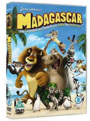 Madagascar 1 - Hindi