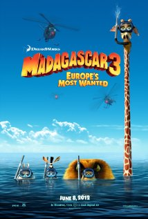 Madagascar 3 - Europes Most Wanted - Hindi - DvdRip