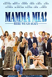 Mamma Mia - Here We Go Again - BRRip