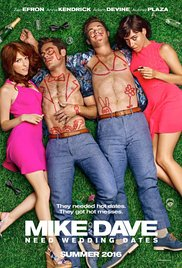 Mike and Dave Need Wedding Date - Hindi - BRRip