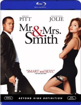 Mr. And Mrs. Smith - DvdRip