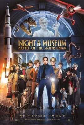 Night At THe Museum 2 - Hindi - DvdRip