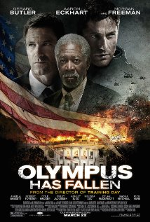 Olympus Has Fallen - Hindi - BRRip