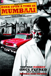 Once Upon A Time In Mumbai - DvdRip