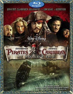 Pirates Of The Caribbean - At Worlds End Hindi - DvdRip
