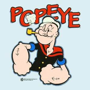 Popeye - Voo Doo To You Too