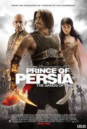Prince Of Persia - The Sands Of Time - Hindi - PreDvd