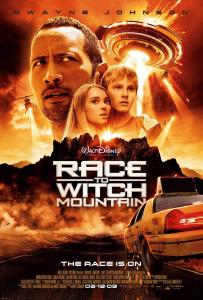 Race To The Witch Mountain (Hindi) - DvdRip