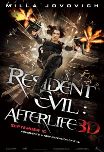 Resident Evil Afterlife - Hindi - DvdScr
