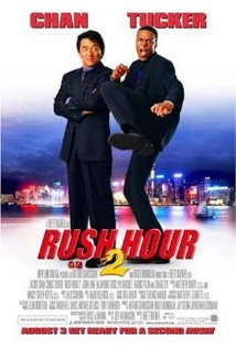 Rush Hour 2 - Hindi - DvdRip