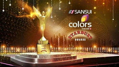Sansui Colors Stardust Awards - 2017