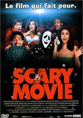 Scary movie 4 in hindi