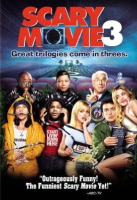 Scary Movie 3 - Hindi - DvdRip