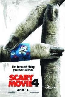 Scary Movie 4 - Hindi - DvdRip