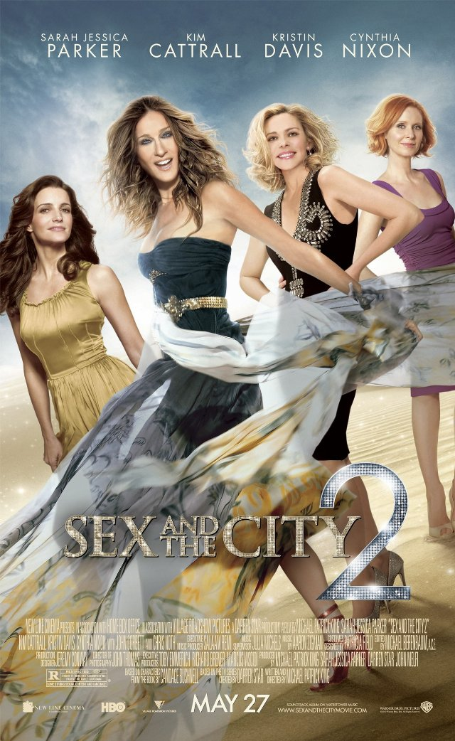 Sex And The City 2 - PreDvd