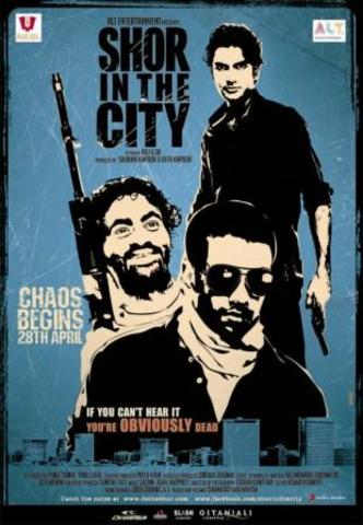 Shor In The City - DvdRip
