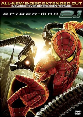 Spiderman 2 Hindi - DvdRip