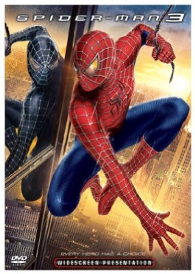 Spiderman 3 Hindi - DvdRip