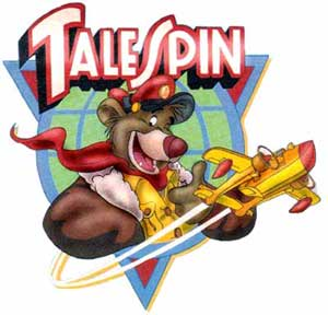 TaleSpin - All is Whale that Ends Whale