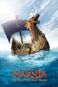 The Chronicles Of Narnia - The Voyage Of The Dawn Treader - Hindi - DvdRip