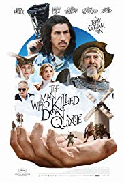 The Man Who Killed Don Quixote - BRRip