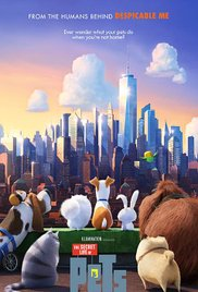 The Secret Life of Pets - Hindi - BRRip