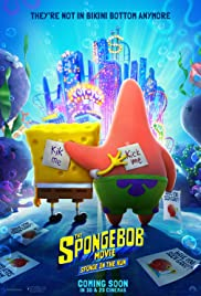 The SpongeBob Movie - Sponge on the Run - Hindi - BRRip