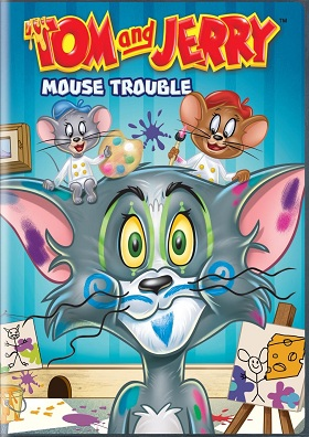 Tom and Jerry - Mouse Trouble - DvdRip