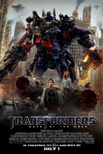 Transformers 3 - Dark Of The Moon - Hindi - DvdRip