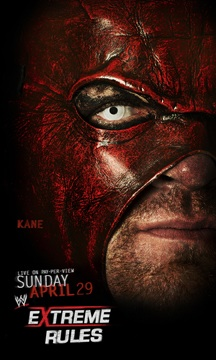 WWE - Extreme Rules 2012  PPV