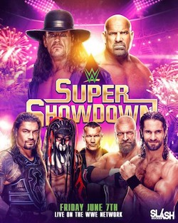 WWE Super ShowDown 2019 - PPV