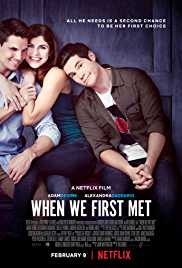 When We First Met - BRRip